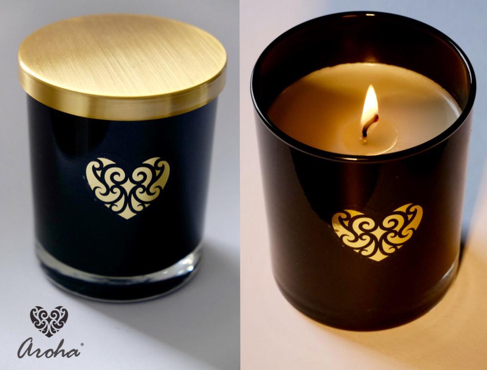 aroha-candle