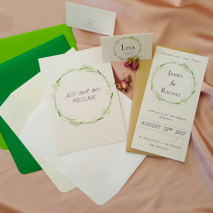 Invites that grow